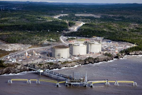 Переработка нефти в канаде